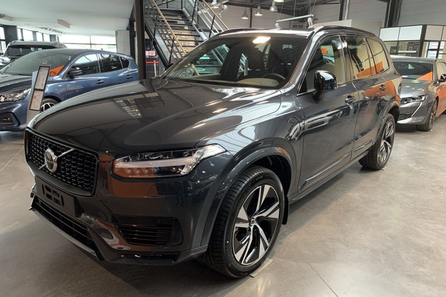 VOLVO XC90 T8 AWD 303 87CH R DESIGN GEARTRONIC