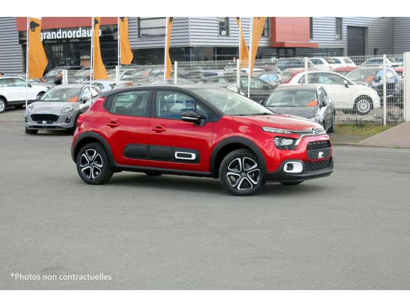 CITROEN C3 1.2 PURETECH 82CH S S FEEL PACK