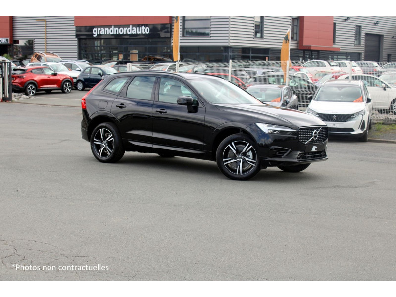 VOLVO XC60 T6 AWD 253 87CH R DESIGN GEARTRONIC