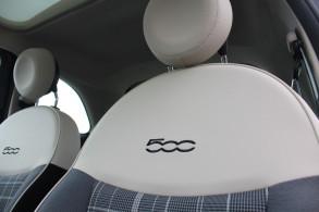 FIAT 500 1.2 8V 69CH S S LOUNGE DUALOGIC