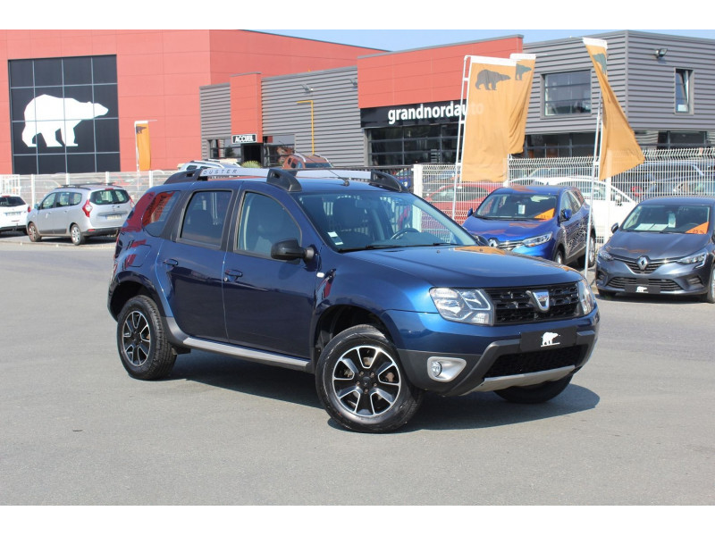 DACIA DUSTER 1.5 DCI 110CH BLACK TOUCH 4X2