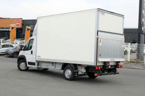 FIAT DUCATO GRD VOL 3.5 MAXI HD L 2.3 MULTIJET 160CH PRO LOUNGE 20M HAYON 750KG AUVENT