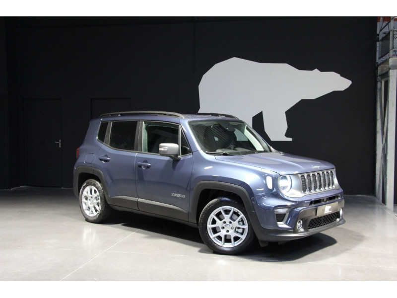 JEEP RENEGADE 1.3 GSE T4 150CH LIMITED BVR6