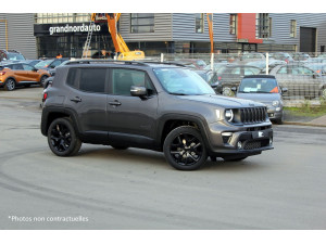 JEEP RENEGADE 1.6 MULTIJET 120CH LIMITED