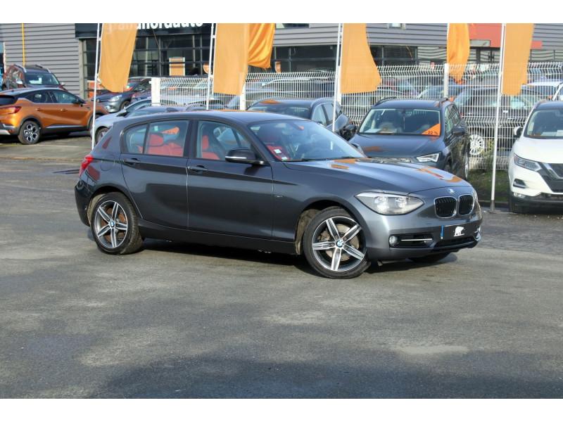 BMW SERIE 1 120D 184CH SPORT 5P