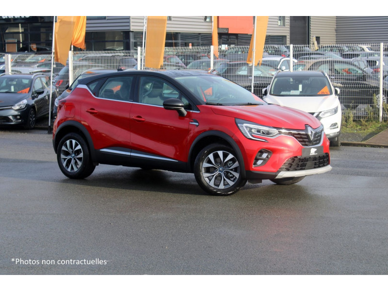 RENAULT NOUVEAU CAPTUR 1.6 E TECH PLUG IN 160CH INTENS