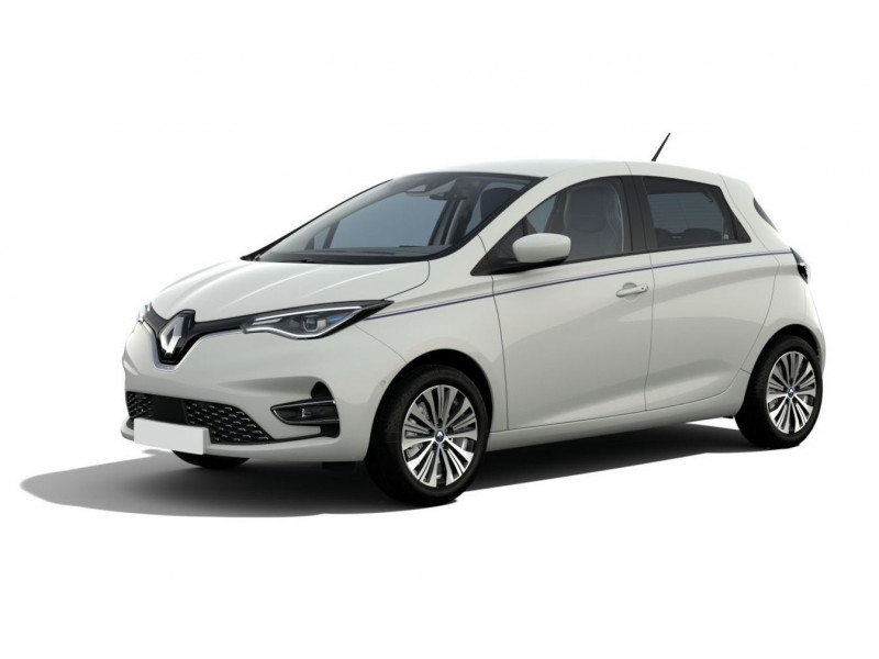 RENAULT ZOE RIVIERA R135 ACHAT INTEGRAL VOITURE COMMERCIALE