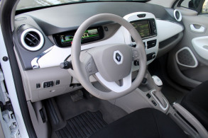 RENAULT ZOE LIFE CHARGE NORMALE TYPE 2