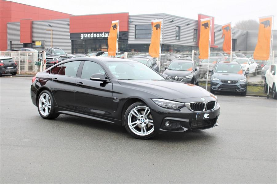 BMW SERIE 4 GRAN COUPE F36 420DA 190CH M SPORT EURO6C