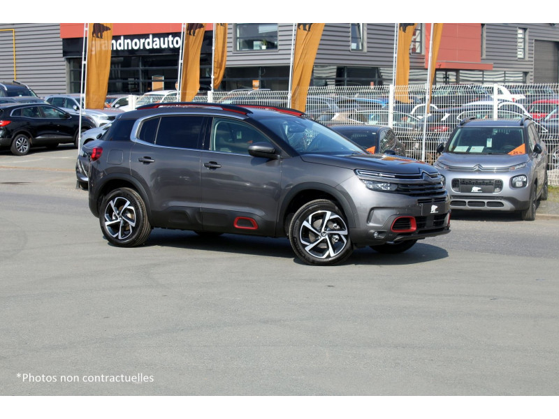 CITROEN C5 AIRCROSS PURETECH 130CH S S SHINE EAT8