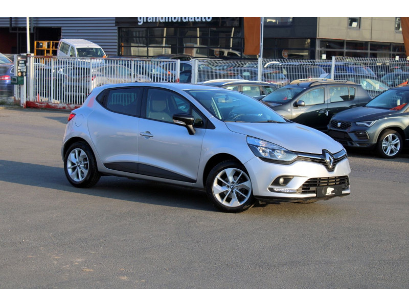 RENAULT CLIO IV 0.9 TCE 90CH ENERGY LIMITED 5P EURO6C