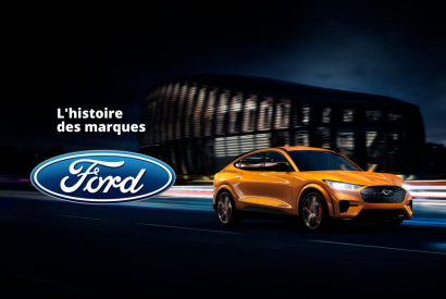 Histoire des marques : Ford